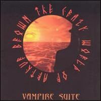 The Crazy World Of Arthur Brown Vampire Suite CD album cover