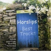 HORSLIPS - Best Tracks CD album cover