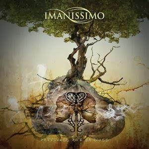 Imanissimo - Happiness And Sadness CD (album) cover