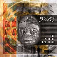 Kekal - The Painful Experience CD (album) cover
