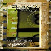 Kekal - 1000 Thoughts Of Violence CD (album) cover