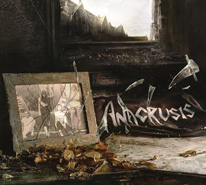 Anacrusis - Hindsight: Suffering Hour & Reason Revisited CD (album) cover