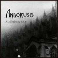 Anacrusis - Suffering Hour CD (album) cover