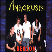 Anacrusis - Reasons CD (album) cover
