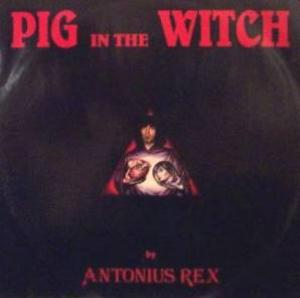 Antonius Rex - Pig In The Witch CD (album) cover