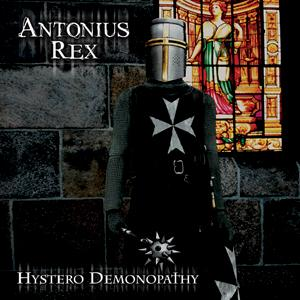 Antonius Rex - Hystero Demonopathy CD (album) cover