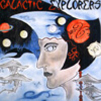Galactic Explorers - Epitaph For Venus CD (album) cover