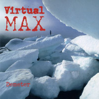 Virtual Max - Dementer CD (album) cover