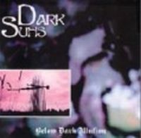 Dark Suns - Below Dark Illusion CD (album) cover