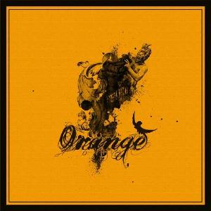 Dark Suns - Orange CD (album) cover