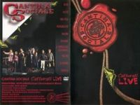 Cantina Sociale Catturati Live CD album cover