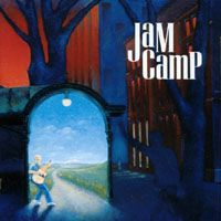 JAM CAMP - Jam Camp CD album cover