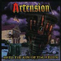 Artension - Into The Eye Of The Storm CD (album) cover