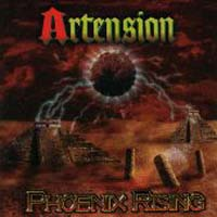 Artension - Phoenix Rising CD (album) cover