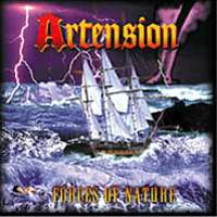 Artension - Forces Of Nature CD (album) cover