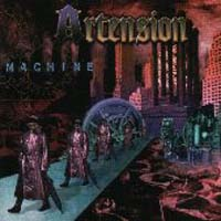 Artension - Machine CD (album) cover