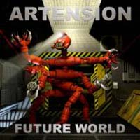 Artension - Future World CD (album) cover