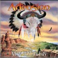 Artension - New Discovery CD (album) cover