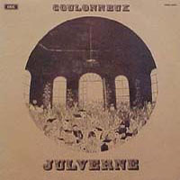 Julverne - Coulonneux CD (album) cover