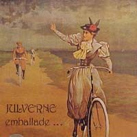 JULVERNE - Emballade CD album cover