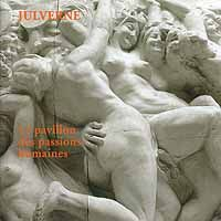 Julverne - Le Pavillon Des Passions Humaines CD (album) cover