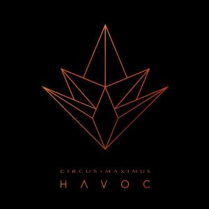 Circus Maximus - Havoc CD (album) cover