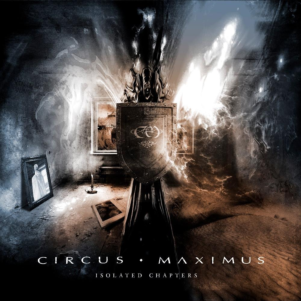 Circus Maximus - Isolated Chapters CD (album) cover