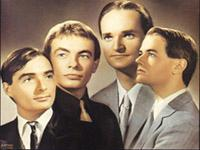 KRAFTWERK image groupe band picture