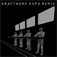 Kraftwerk - Expo Remix CD (album) cover