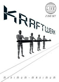 Kraftwerk - Minimum Maximum Dvd DVD (album) cover