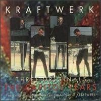 Kraftwerk - The Capitol Years : Three Originals CD (album) cover