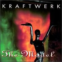 Kraftwerk - The Model CD (album) cover