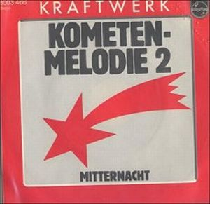 Kraftwerk - Kometenmelodie 2 CD (album) cover