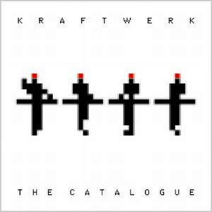 Kraftwerk - The Catalogue CD (album) cover