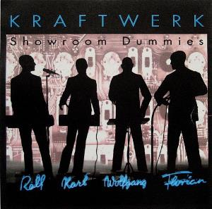 Kraftwerk - Showroom Dummies (1992 Single) CD (album) cover
