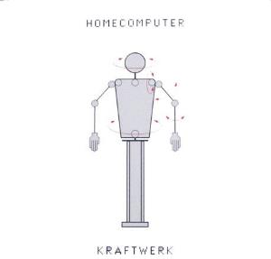 Kraftwerk - Homecomputer CD (album) cover