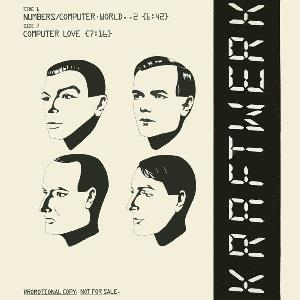 Kraftwerk - Numbers CD (album) cover