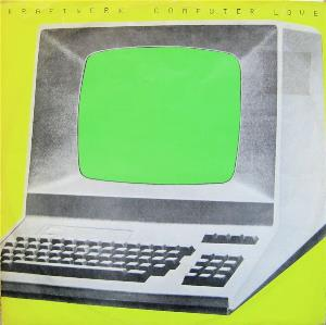 Kraftwerk - Computer Love CD (album) cover