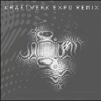 Kraftwerk - Expo 2000 (remix) CD (album) cover