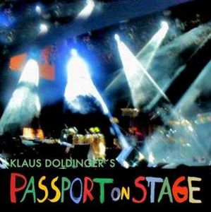 Passport - On Stage CD (album) cover