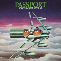 PASSPORT - Cross-collateral CD album cover