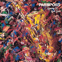 Passport - Running In Real Time CD (album) cover