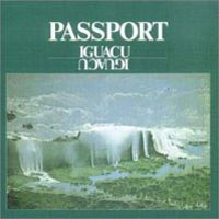 PASSPORT - Iguaçu CD album cover