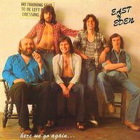 EAST OF EDEN - Here We Go Again CD album cover