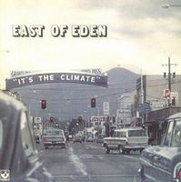 East Of Eden - It's The Climate CD (album) cover