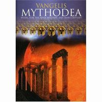 Vangelis - Mythodea-Music For The NASA Mission: 2001 Mars Odyssey DVD (album) cover
