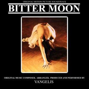 Vangelis - Bitter Moon (ost) CD (album) cover