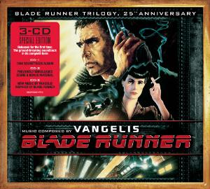 Vangelis - Blade Runner 25th Anniversary CD (album) cover