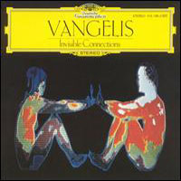 Vangelis - Invisible Connections CD (album) cover