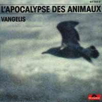 Vangelis L' Apocalypse Des Animaux CD album cover